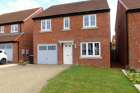 4 bedroom detached house for sale - PROSPECT PLACE, COXHOE, Durham City : Villages East Of, DH6 4LA