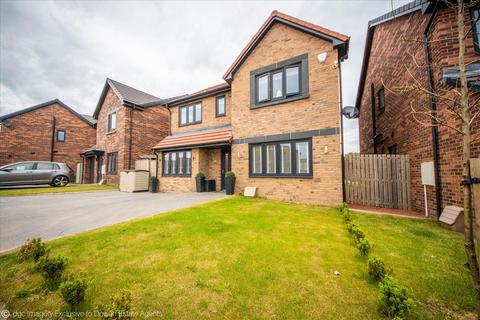4 bedroom detached house for sale - MARLEY FIELDS, WHEATLEY HILL, Peterlee Area Villages, DH6 3AX