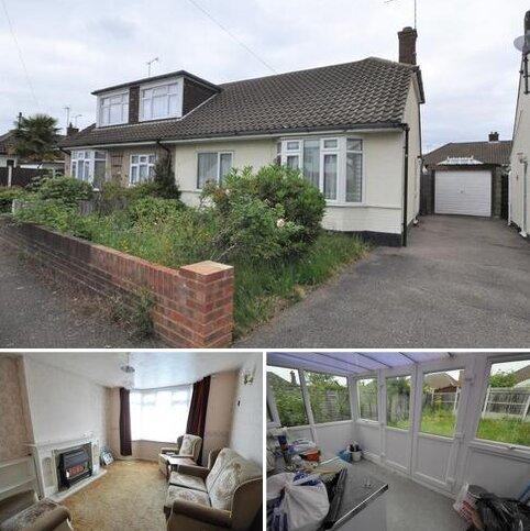 2 bedroom semi-detached bungalow for sale - Kingshawes, Thundersley