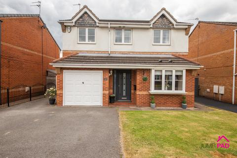 4 bedroom detached house for sale - Highmarsh Crescent, Newton-le-Willows