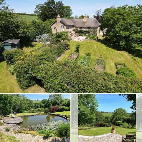 5 bedroom detached house for sale - St. Giles-on-the-Heath, Launceston