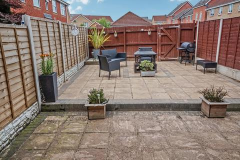 3 bedroom end of terrace house for sale - Hawksworth Crescent, Chelmsley Wood