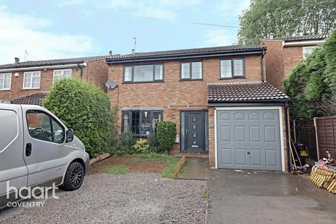 4 bedroom detached house for sale - Gaza Close, COVENTRY