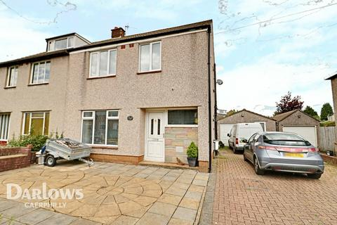 3 bedroom semi-detached house for sale - Maes Glas, Caerphilly