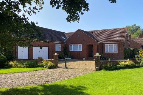 3 bedroom detached bungalow for sale - Wymondham, Melton Mowbray