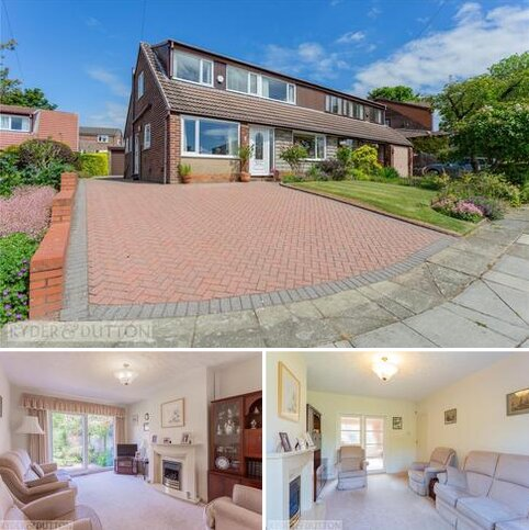 4 bedroom semi-detached house for sale - Enfield Close, Norden, Rochdale, Greater Manchester, OL11