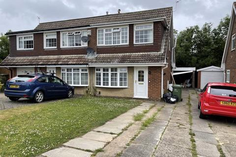 3 bedroom semi-detached house for sale - Armadale Close, Fairfield, Stockton, TS19 7SD