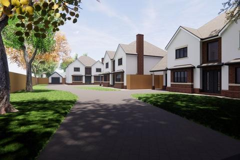 5 bedroom property with land for sale - New Builds, Birchfield Avenue, Tettenhall