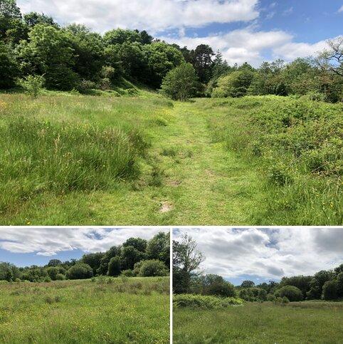 Farm land for sale - Off Tram Road, Off Cynon Terrace, Off Brecon Road, Hirwaun CF44