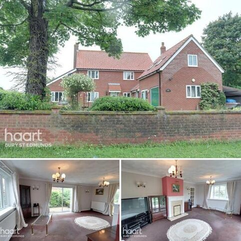 4 bedroom detached house for sale - The Street, Bury St Edmunds