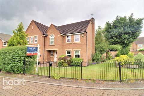 6 bedroom detached house for sale - Dovestone Gardens, Littleover