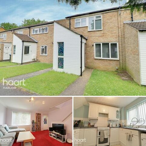 3 bedroom end of terrace house for sale - Peacocks, Harlow