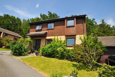 4 bedroom detached house for sale - Halter Rise, Wimborne, BH21