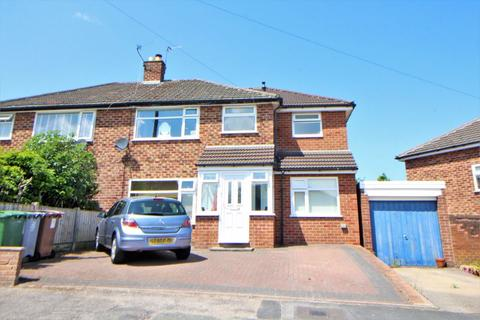 4 bedroom semi-detached house for sale - Milton Crescent, Heswall