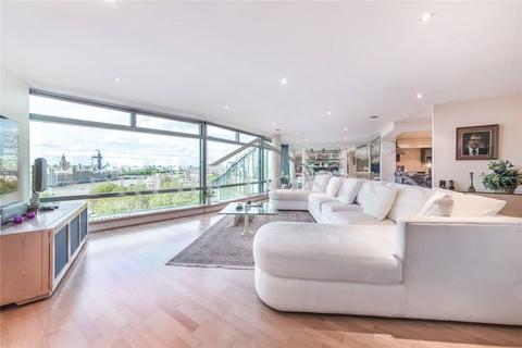 3 bedroom penthouse for sale - Parliament View Apartments, 1 Albert Embankment, London