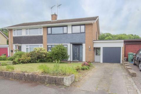 3 bedroom semi-detached house for sale - Hafod Road, Newport - REF#00014559