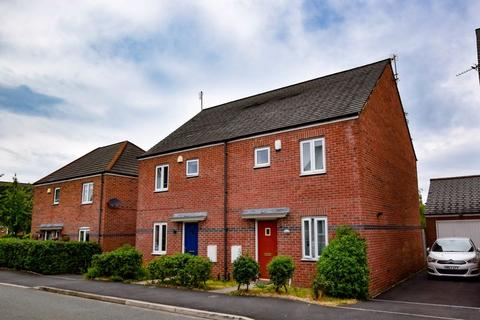 3 bedroom semi-detached house for sale - Rosefinch Road, West Timperley, WA14