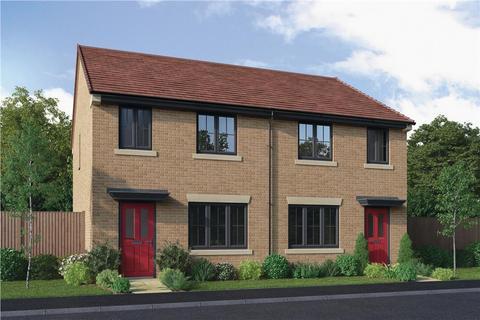 3 bedroom semi-detached house for sale - Plot 97, The Overton at Stephenson Meadows, Stamfordham  Road NE5