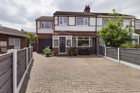 4 bedroom semi-detached house for sale - Norreys Avenue, Flixton, Trafford, M41