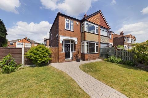 3 bedroom semi-detached house for sale - Cromford Avenue, Stretford, Manchester, M32
