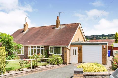 2 bedroom semi-detached house for sale - Chatsworth Drive, Norton Green, ST6