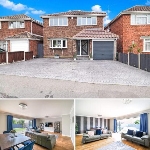 4 bedroom detached house for sale - Central Avenue, SS8