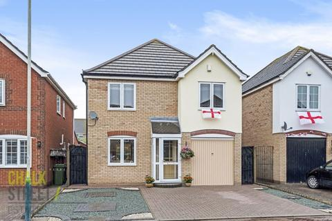 4 bedroom detached house for sale - Spingate Close, Hornchurch, RM12