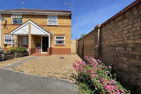 2 bedroom semi-detached house for sale - Fairchild Way, Peterborough, PE1 3TL