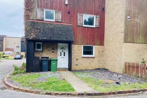 3 bedroom terraced house to rent - Blackmead, Orton Malborne