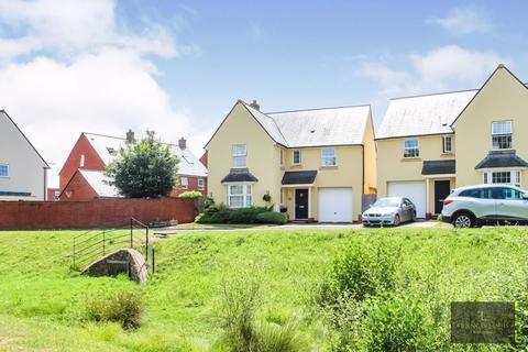4 bedroom detached house for sale - Kilgannon Gardens, Exeter