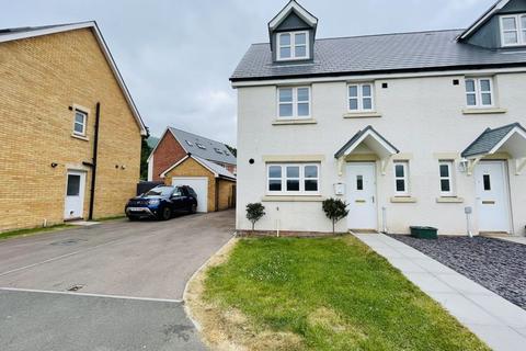 4 bedroom semi-detached house to rent - Ffordd Sain Ffwyst, Abergavenny