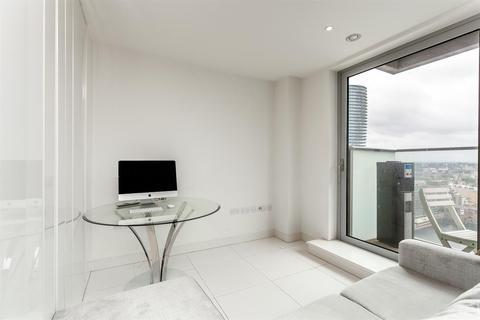 Studio to rent - PAN PENINSULA E14