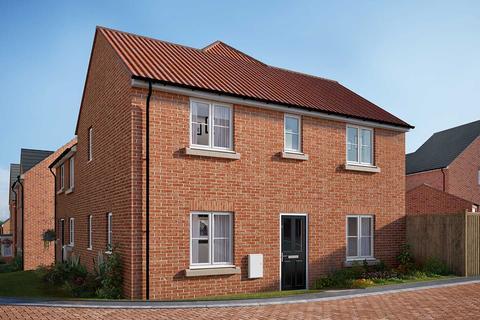 3 bedroom end of terrace house for sale - Plot 146, The Mountford at South Minster Pastures, Beverley, Yorkshire HU17