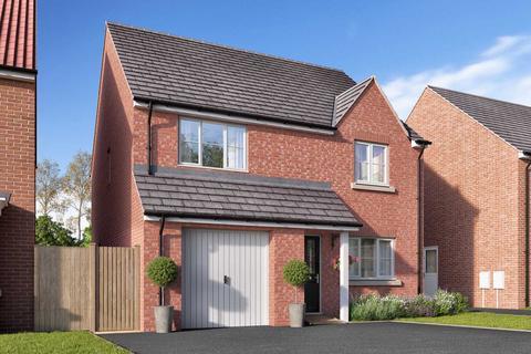4 bedroom detached house for sale - Plot 247, The Goodridge at Wilberforce Park, 79 Amos Drive, Pocklington YO42