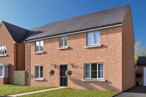 4 bedroom detached house for sale - Plot 245, The Kempthorne at Wilberforce Park, 79 Amos Drive, Pocklington YO42