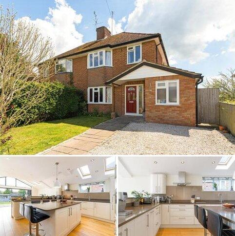 4 bedroom semi-detached house for sale - Blind Lane, Bourne End, Buckinghamshire, SL8