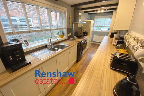 2 bedroom terraced house for sale - Belper Road, Stanley Common, Derbyshire