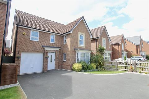 4 bedroom detached house to rent - Sand Martin Close, East Leake, Loughborough
