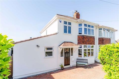 3 bedroom semi-detached house for sale - Hill Grove, Henleaze, Bristol