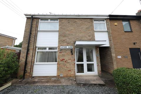 3 bedroom end of terrace house for sale - Catford Close, Hull