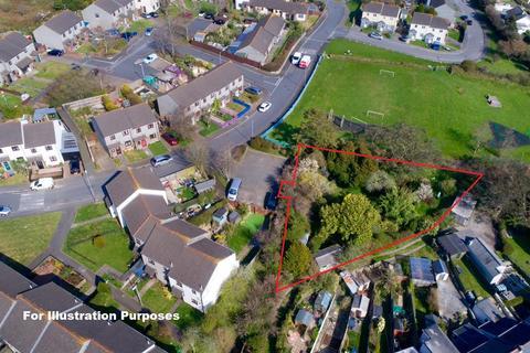 Plot for sale - Lanner Hill, Lanner, Redruth