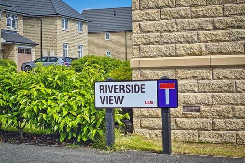 4 bedroom detached house for sale - Riverside View, Horsforth