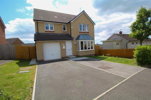 4 bedroom detached house for sale - Elgar Avenue, Newport