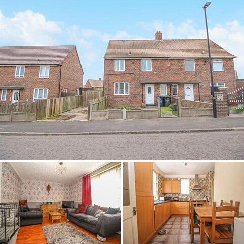 3 bedroom semi-detached house for sale - Cambo Green, Blakelaw, Newcastle Upon Tyne