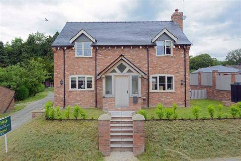 4 bedroom detached house for sale - Hampton Road, Brockton, Shrewsbury, Shropshire