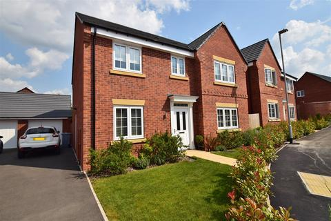 4 bedroom detached house for sale - Hopewell Rise, Southwell