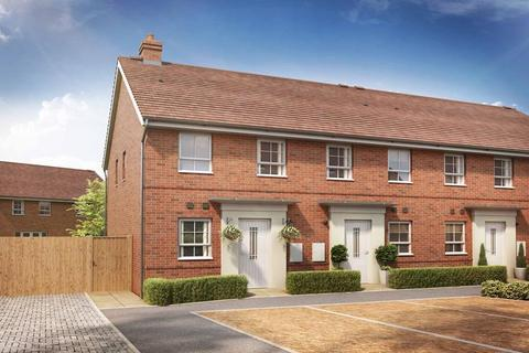 2 bedroom end of terrace house for sale - Plot 137, Richmond at Canal Quarter at Kingsbrook, Burcott Lane, Aylesbury, AYLESBURY HP22