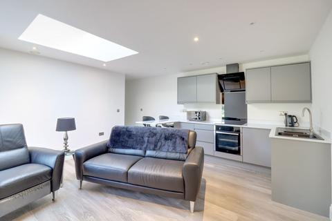 2 bedroom flat for sale - Apartment 4, The Lodge,  40 Barrowby Road, Grantham NG31 6PD