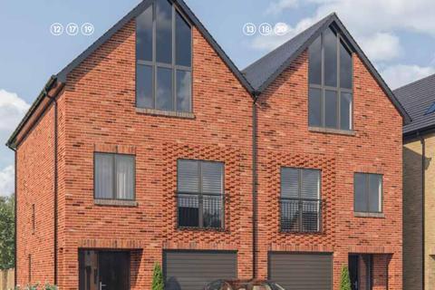 3 bedroom semi-detached house for sale - Cinders Lane, Yapton, BN18
