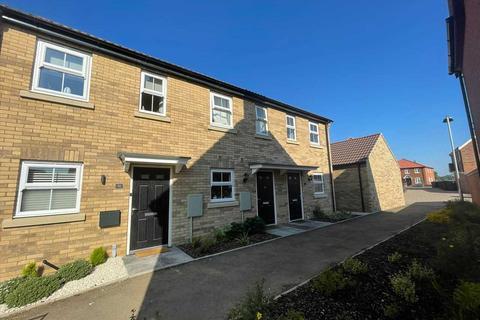 2 bedroom terraced house for sale - Portus Lane, Dunholme, Dunholme